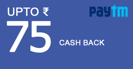 Book Bus Tickets Saajan Travels on Paytm Coupon