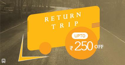 Book Bus Tickets Vikram Travels RETURNYAARI Coupon