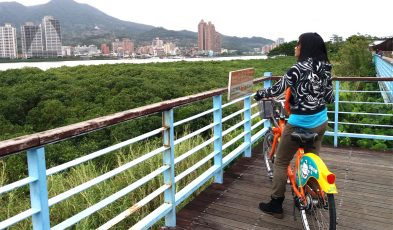 cycling taipei