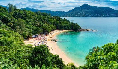 asia resort getaway