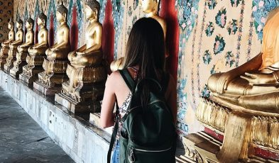 3 day solo trip bangkok ayutthaya