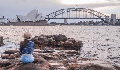 sydney opera house photo spots