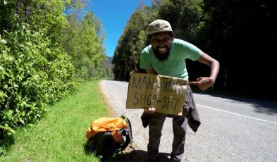 hitchhiking new zealand