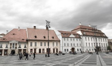 reasons to visit sibiu
