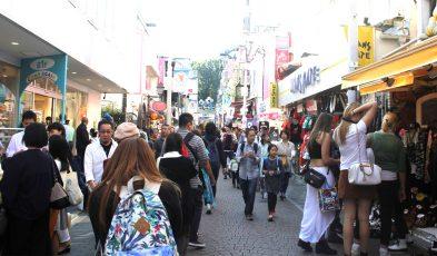 tokyo street shopping