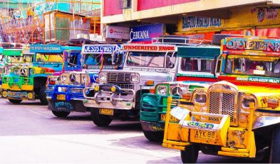 rules travelling philippines