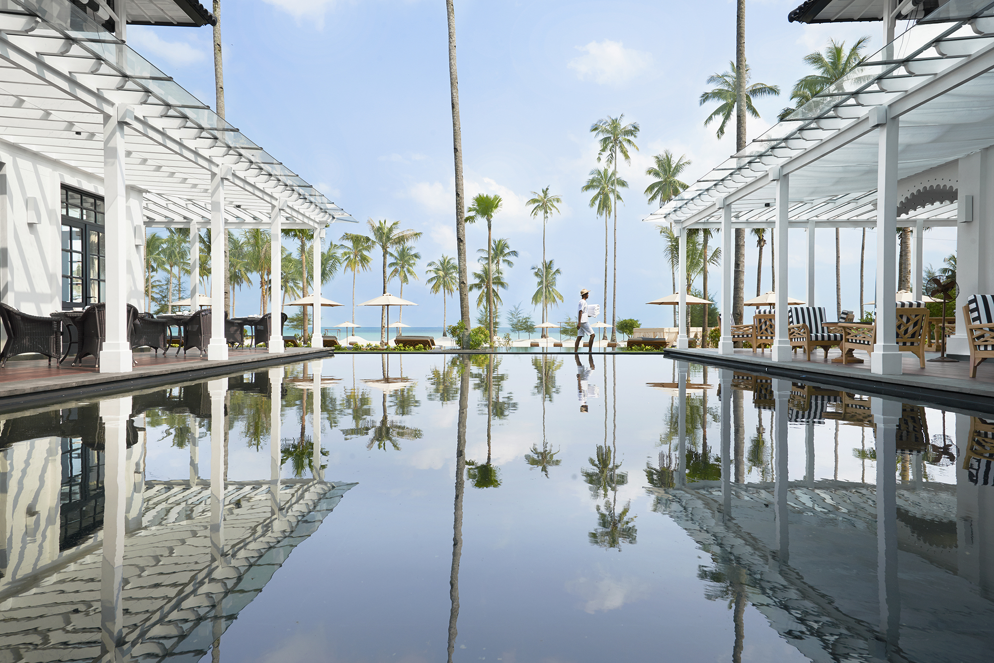 The Sanchaya: A Grand Beachfront Resort in Bintan