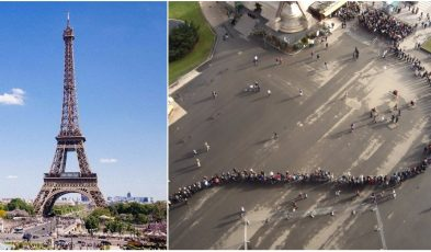 paris expectation vs reality