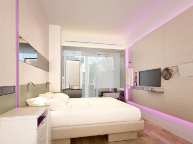 Here's How You Can Experience Luxurious Air Travel at A Hotel