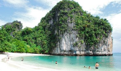 krabi island hopping guide