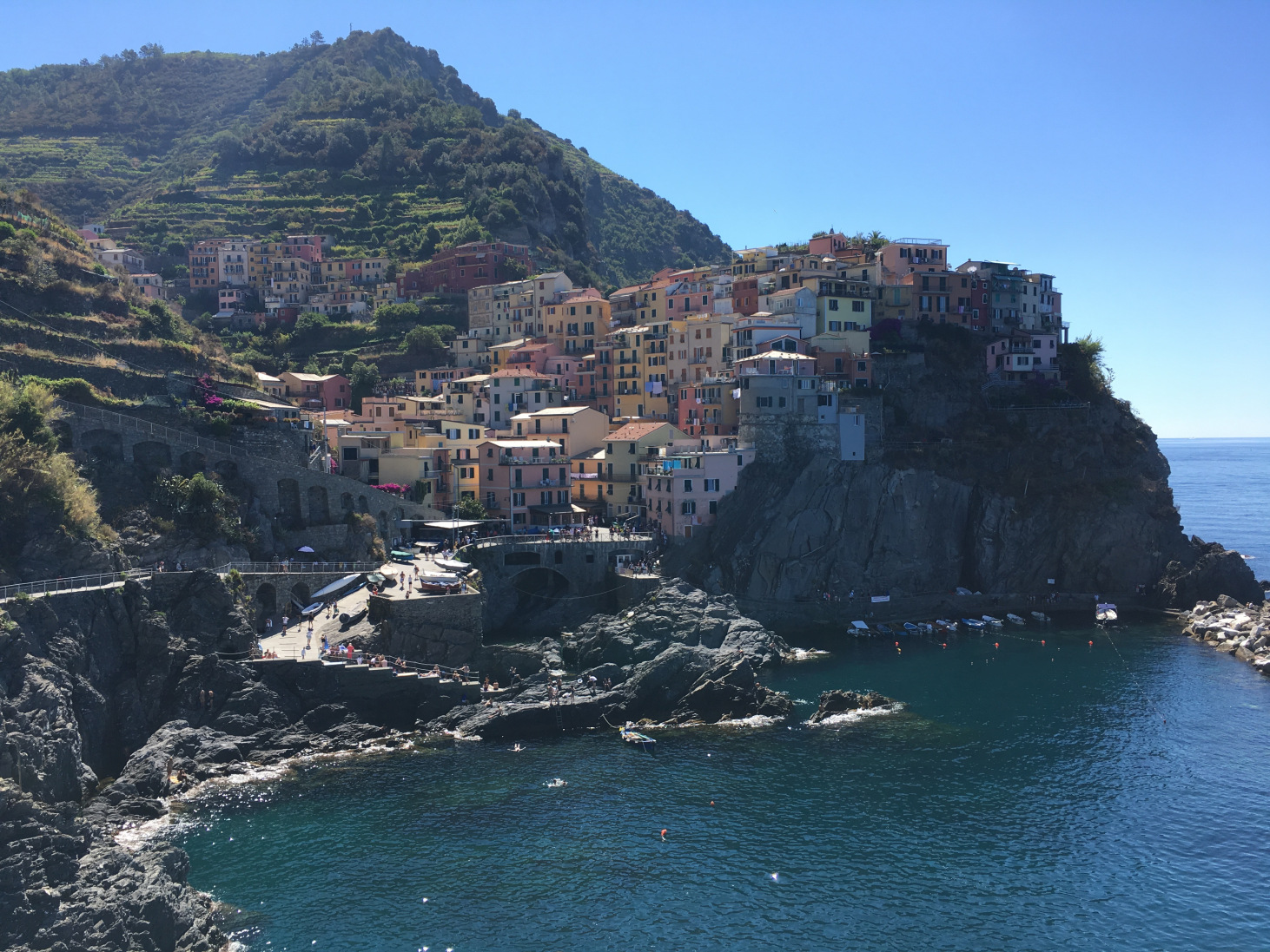 The Heart Of Cinque Terre one day in cinque terre: what to see and do