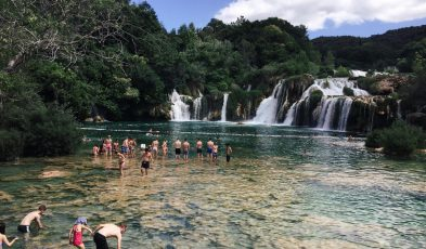 croatia summer road trip