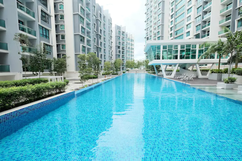 10 Airbnb Apartments in JB with Swimming Pool & Wifi From S$16.25/pax
