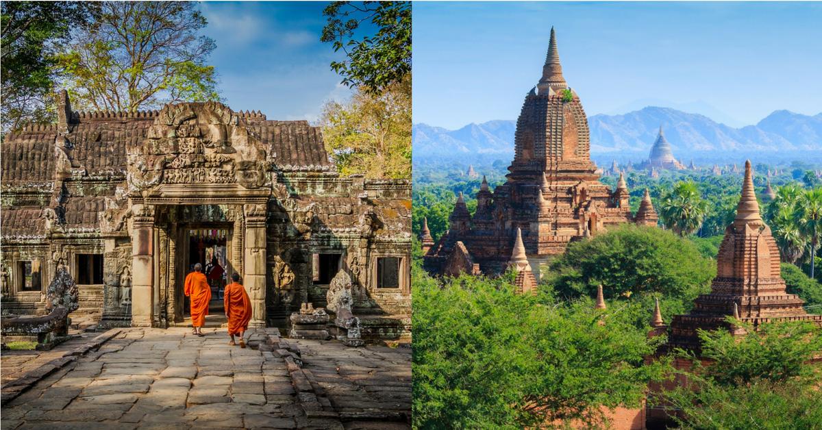 Angkor vs  Bagan: Which Should You Visit?