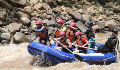 whiteriver rafting sabah