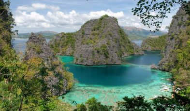 3 day coron itinerary