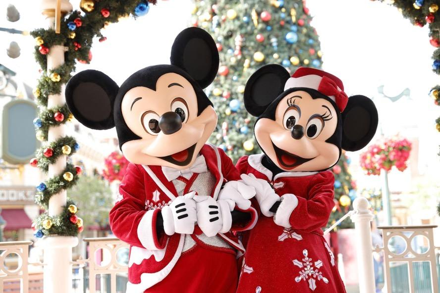 Christmas Minnie Mouse Disneyland.8 Reasons Why Hong Kong Disneyland Is The Perfect Place To