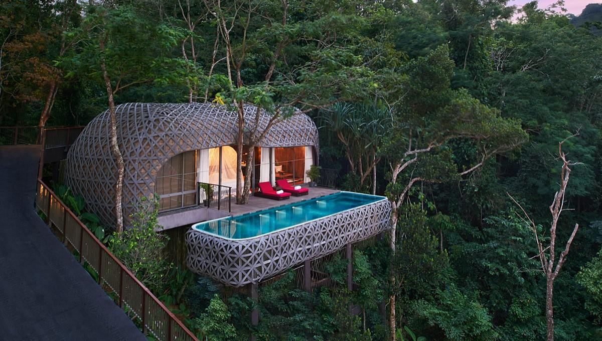 7 Coolest Tree Houses in Thailand That You Can Sleep In
