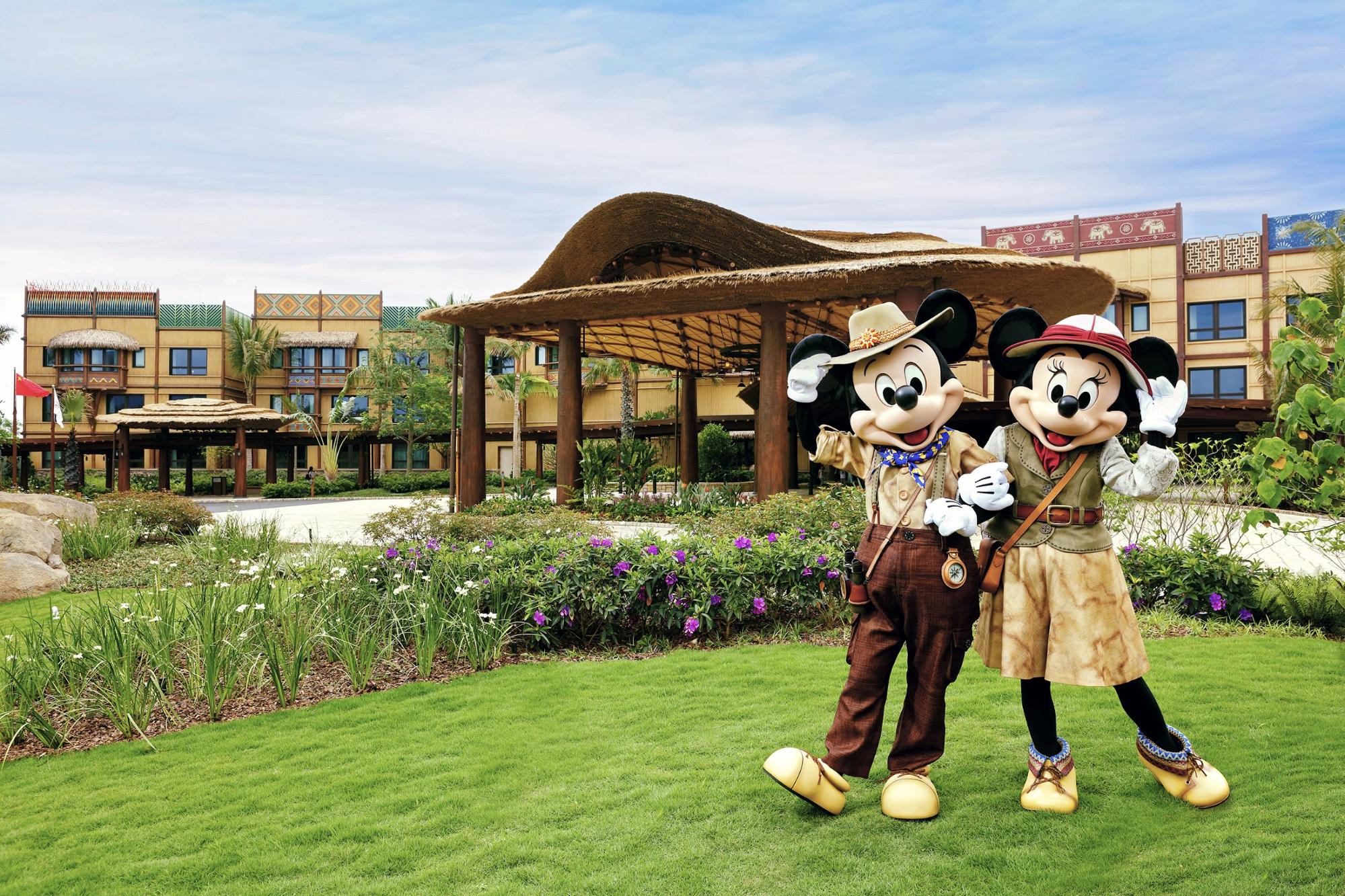 Why Staying In A Disneyland Resort With The Family Is Worth Every Voucher Hongkong Each Hotel Boasts An Abundance Of Its Own Facilities So There Wont Be Single Moment Boredom Throughout Your Stay Disney Explorers Lodge Alone