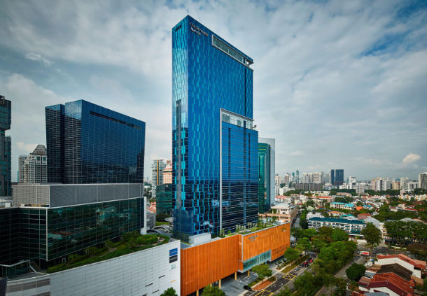 Courtyard By Marriott Singapore Novena: Say Hello to Singapore's First Courtyard Branded Hotel