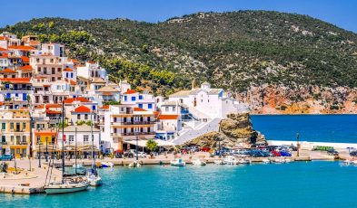 greece travel budget