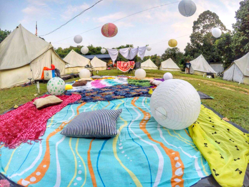 5 Cool Glamping Spots in Malaysia to Enjoy The Great Outdoors