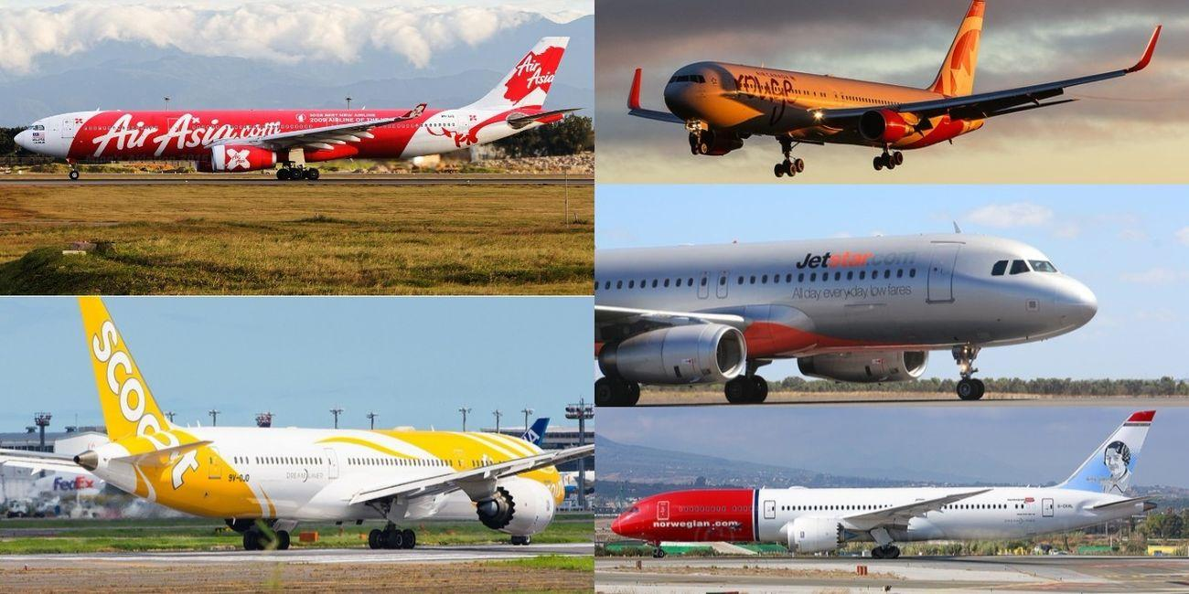examples of budget airlines