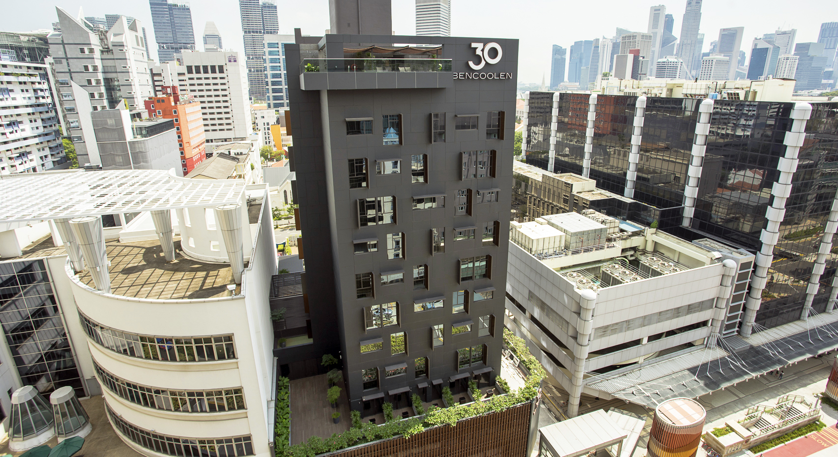 30 Bencoolen - Singapore's First Hotel with Smart In-room Solution Systems