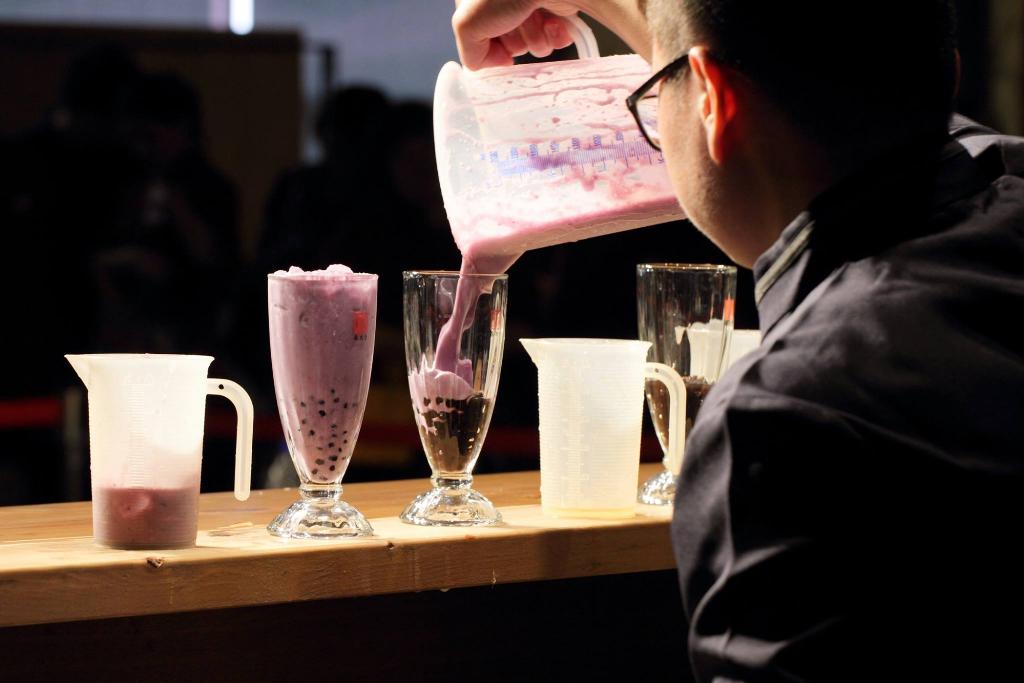 The Best Bubble Tea Spots in Taipei