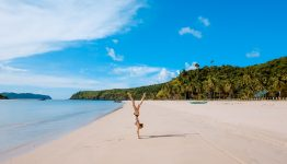 beach getaway destinations philippines