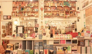 indie bookshops in SEA