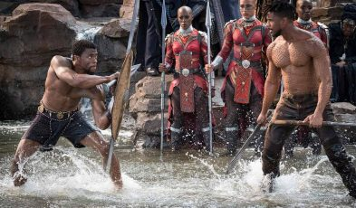 black panther filming locations