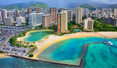travel budget honolulu