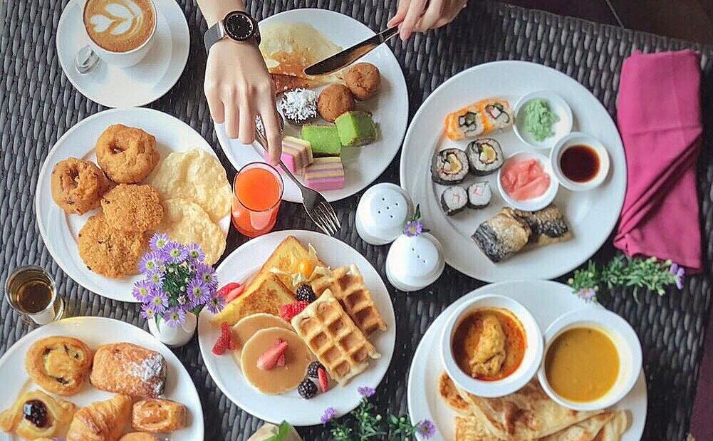 The Best Hotel Buffets in Kuala Lumpur