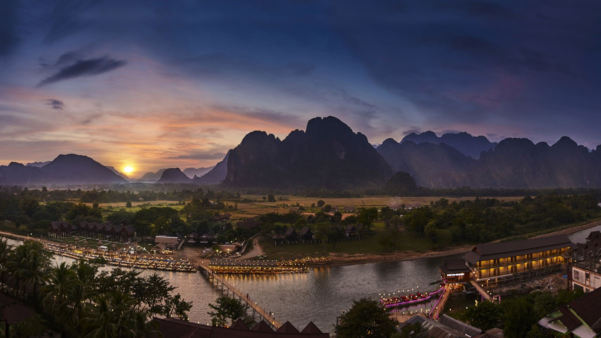 Amari Vang Vieng: ONYX Hospitality's New Hotel in the Heart of Laos