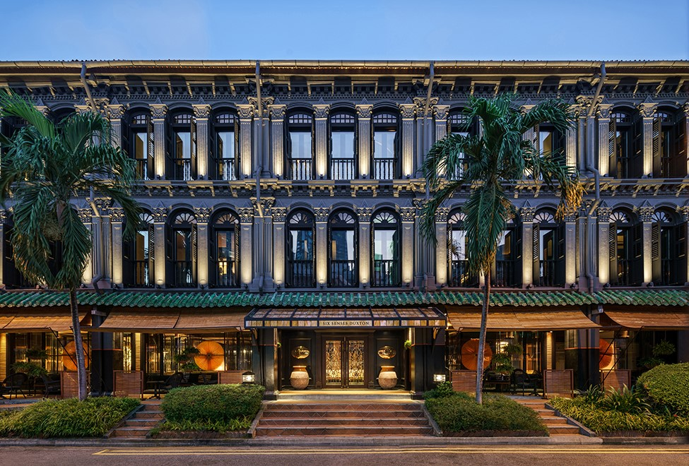 Six Senses Duxton: An Award-Winning Heritage Hotel Set to Open in Singapore