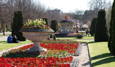 picnic spots in london