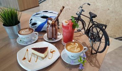 bike cafes klang valley