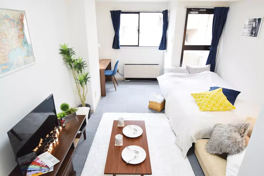 10 Affordable Airbnb Apartments in Tokyo for Budget Travellers