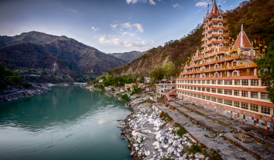 visit rishikesh india