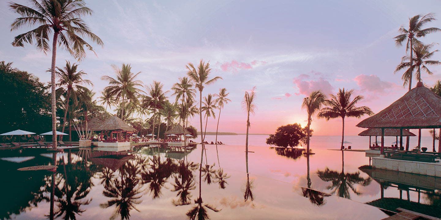 10 Destinations in Indonesia for a Relaxing Holiday