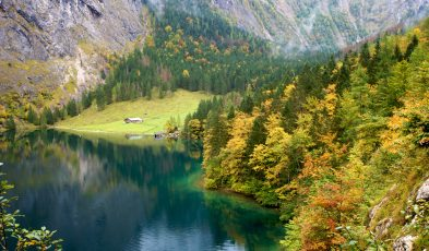 hiking in europe scenic trails