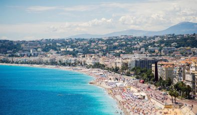 french riviera weekend getaway