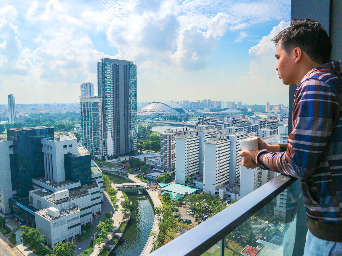 This Hotel in Singapore Boasts Panoramic City Views & More!