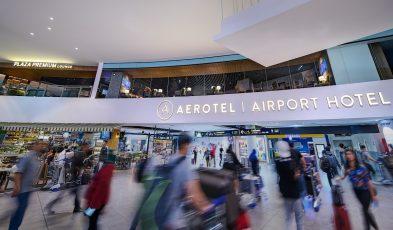 aerotel kuala lumpur airport staycation