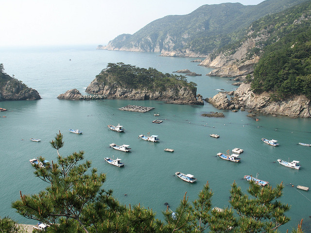 Dadohaehaesang National Park
