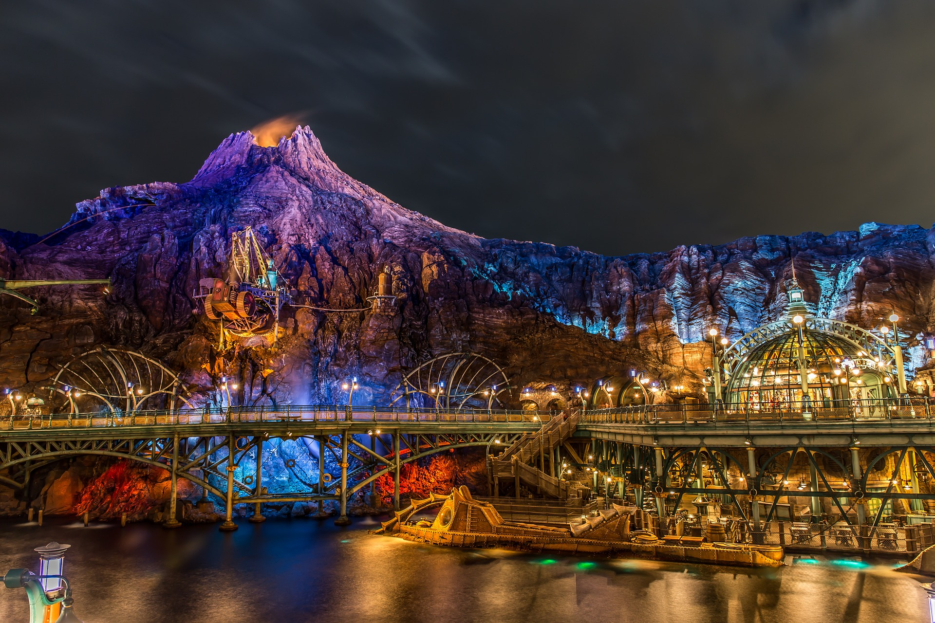Tokyo DisneySea Theme Park