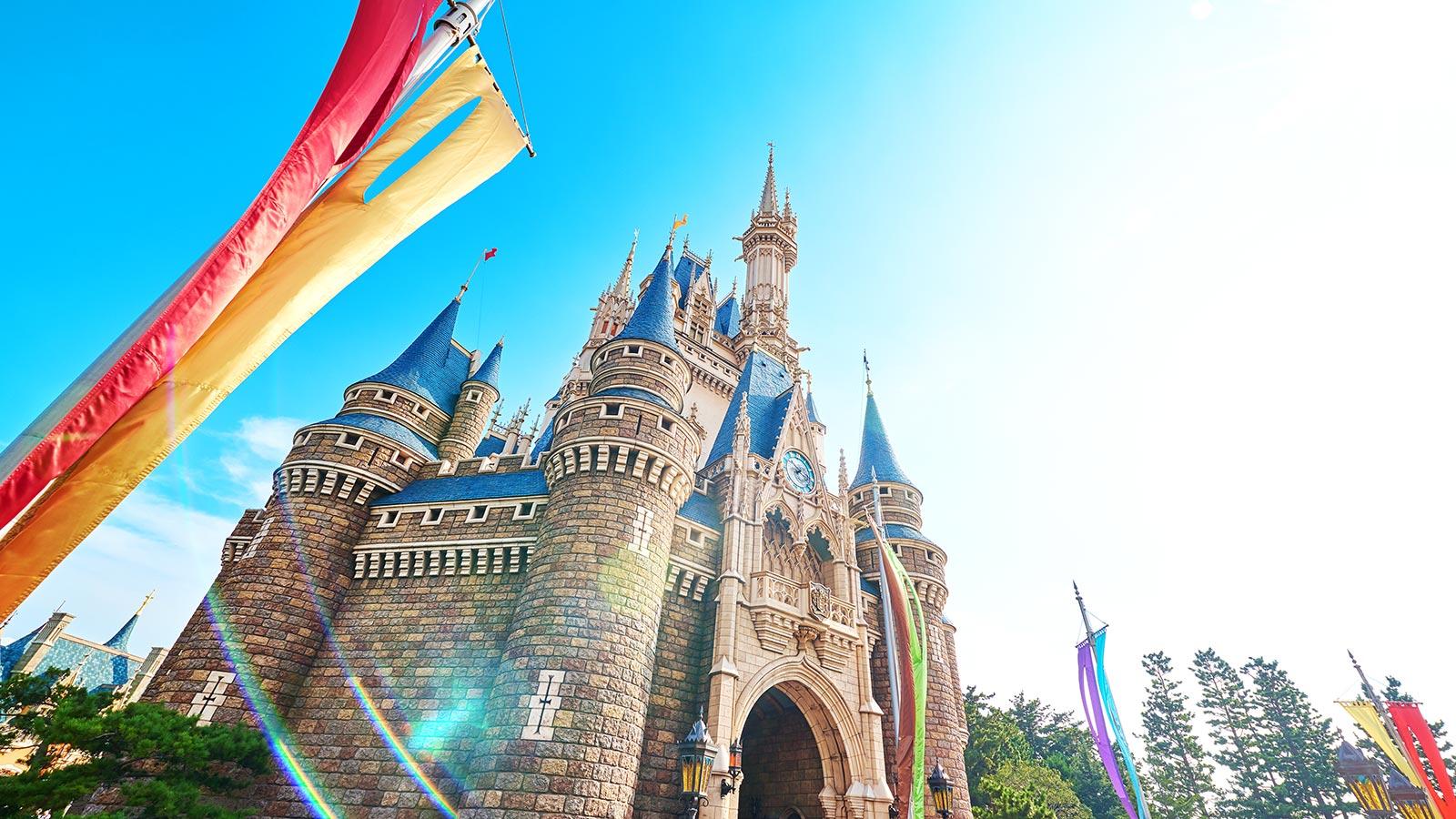 Tokyo Disneyland Resort