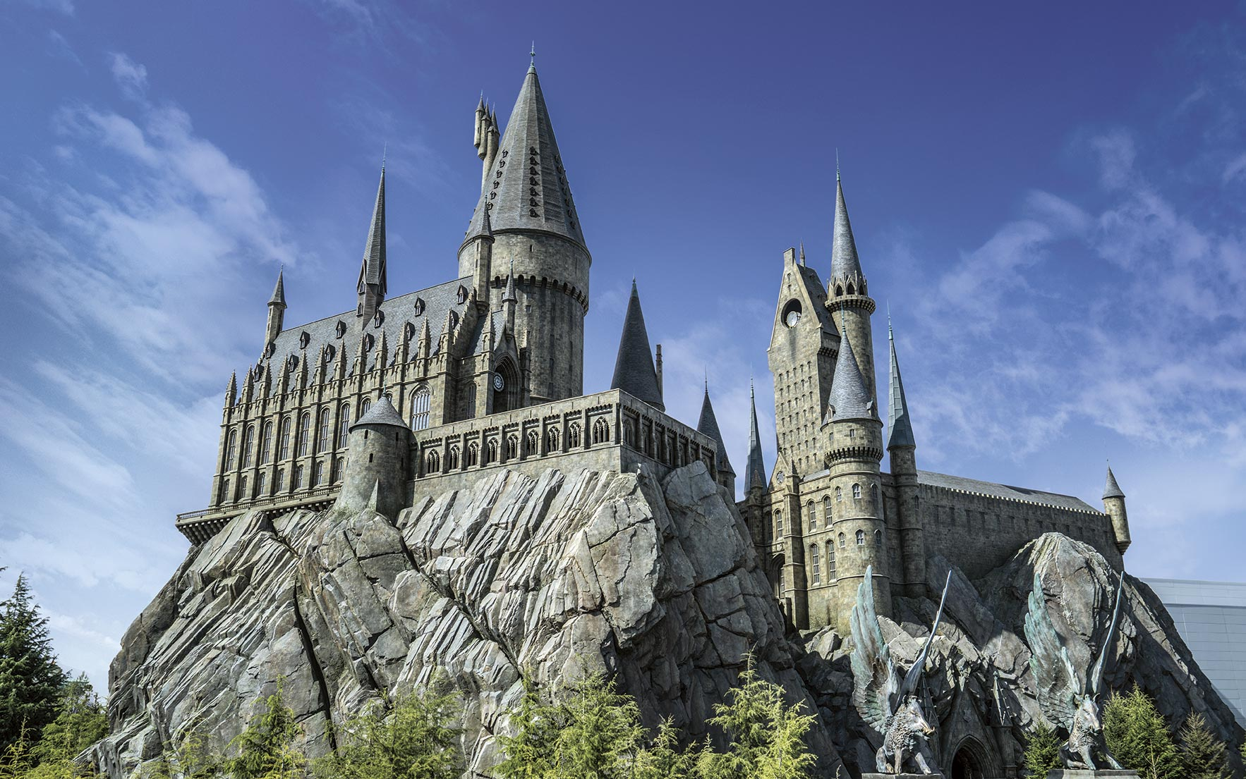 Universal Studios Japan Harry Potter Wizarding World
