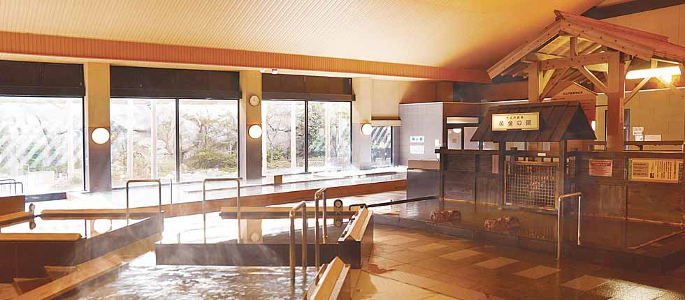 Ooedo-Onsen Monogatari Hot-spring Theme Park